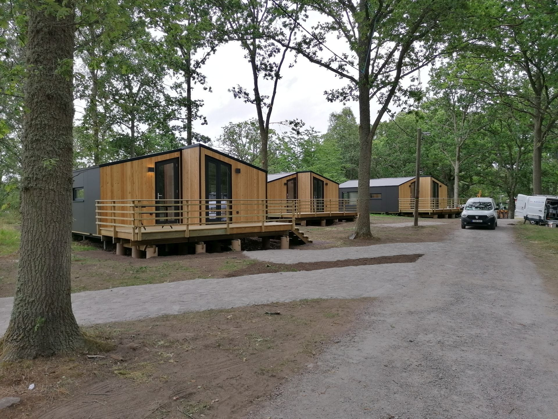 adria mobilehomes projects first camp stens kalmar the leading european manufacturer of. Black Bedroom Furniture Sets. Home Design Ideas
