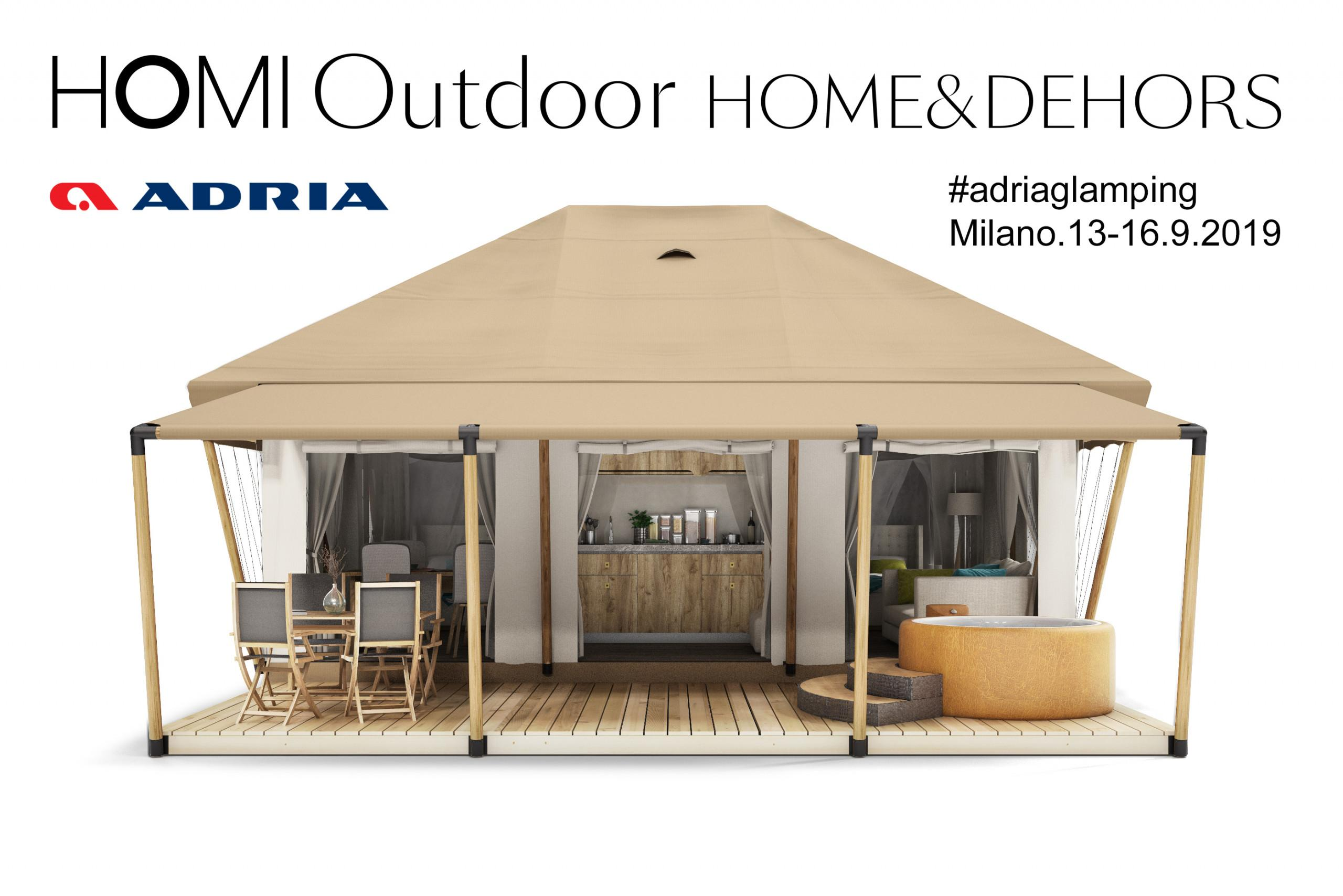 Adria Home at HOMi 2019